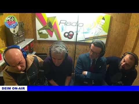 L'ALTROPARLANTE - MAURO FASO - RADIO IN - CICLO DEIM ON-AIR: Puntata di mercoledì 11/01/2017