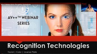 AV++™ Webinar Series: Recognition Technologies