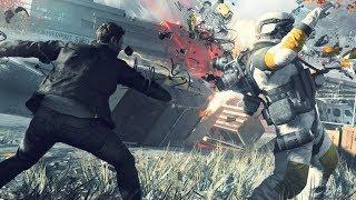 Quantum Break Gameplay LIVE STREAM! #2