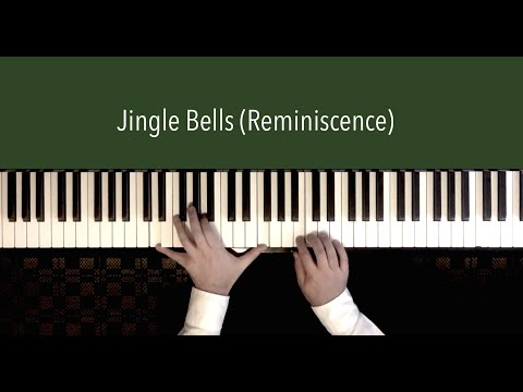 Jingle Bells (Reminiscence) - Piano Solo | Paul Hankinson Christmas Cover (Free Sheet Music)