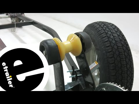 Etrailer | Yates Bow Roller For Boat Trailers Review