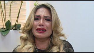 Anelhí Arias pide ver a sus hijas y rompe en llanto al hablar con Dayron Martin