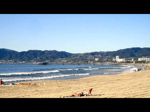 LOS ANGELES BEACHES - MARINA BEACH - HD