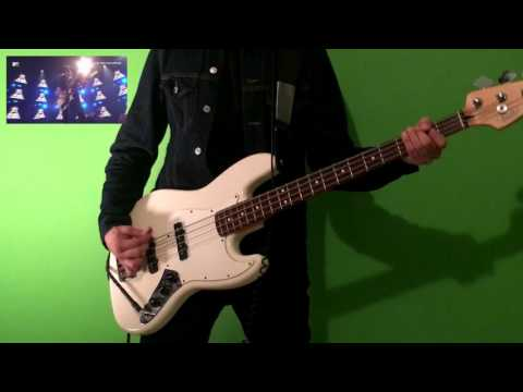 Fall Out Boy Just One Yesterday Bass Cover