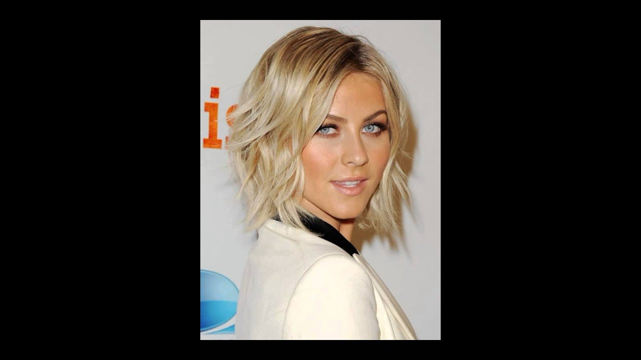 Medium Length Shag Hairstyles - YouTube