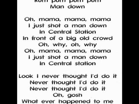 rihanna---man-down-lyrics