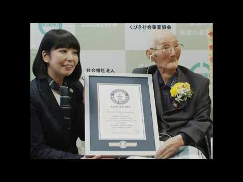 World's oldest man says smiling is his secret to 112 years