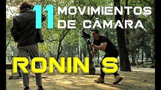 Movimientos de Camara con DJI Ronin S y Sony a7III