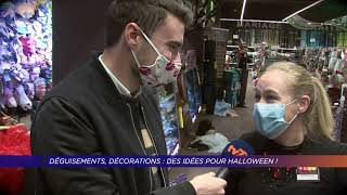 Yvelines | Déguisements, décorations: Des idées pour Halloween!