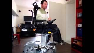Инвалидная коляска с электроприводом Invacare Kite Storm 4(Купить инвалидная коляска с электроприводом Invacare Storm 4 можно в магазине LaNord.ru. Доставка по Москве и по всей..., 2015-09-25T09:27:52.000Z)