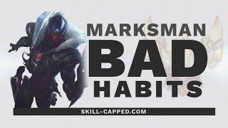 Low Elo Habits: NO GAME PLAN (Stop Losing Lane)