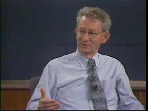 Conversations with History:  David Ward