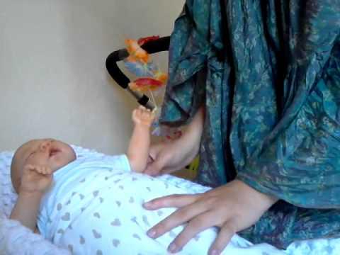Как пеленать новорожденного в жару и ...