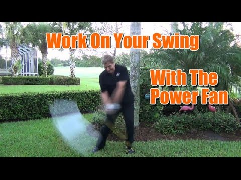 Develop More Power With The Power Fan & PowerSWING Plus