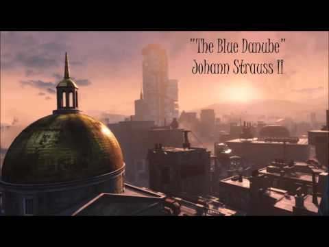 Fallout 4: Classical Radio - The Blue Danube - Johann Strauss II