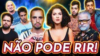 Baixar NÃO PODE RIR! com Bruno Lambert, Giovana Fagundes, Claudio Torres Gonzaga e Wagner Rodrigues