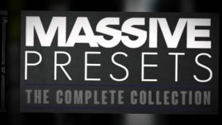 DubstepTrapDnB Massive Presets - The Complete Collection