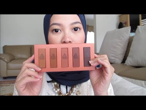 3ce-mood-recipe-lip-color-mini-kit-swatches-#cihulreview