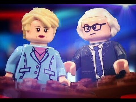 Lego Democratic Debate