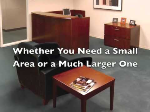 (703) 709 5333 Mammoth Office Furniture New and Used Front Reception Herndon, Virginia 20170