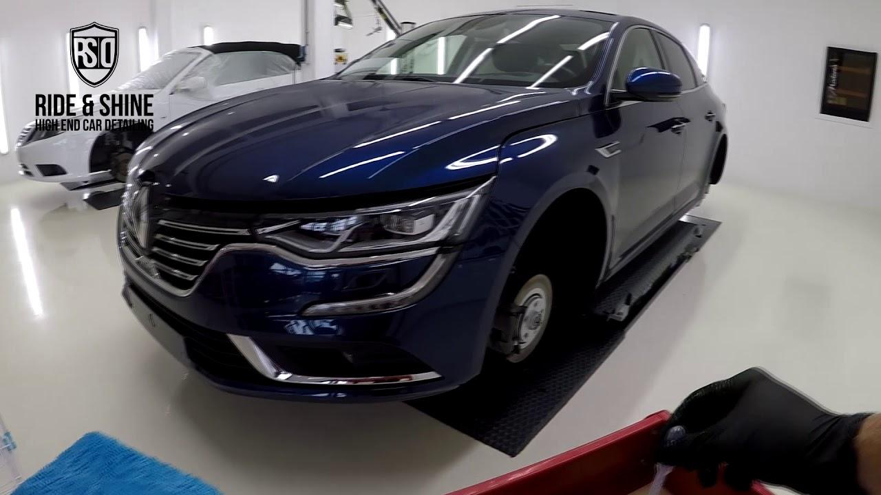 High End Car Detailing Supreme Detail Renault Talisman