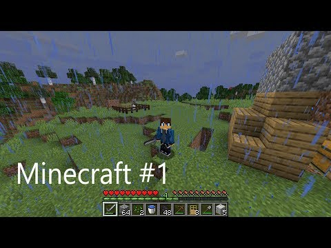 Un Duro Comienzo! | Minecraft #1