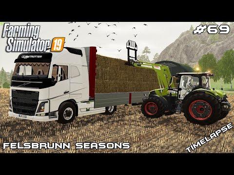 New Claas Equipment | Animals On Felsbrunn Seasons | Farming Simulator 19 | Episode 69