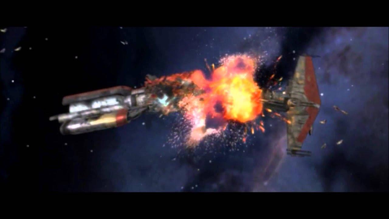 Star Wars KotOR - Battle Of Rakata Prime/The Star Forge (Cinematic)