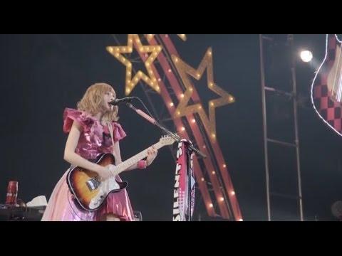 【Silent Siren】「 爽快ロック(Live ver. -2015/1/17@日本武道館-)」