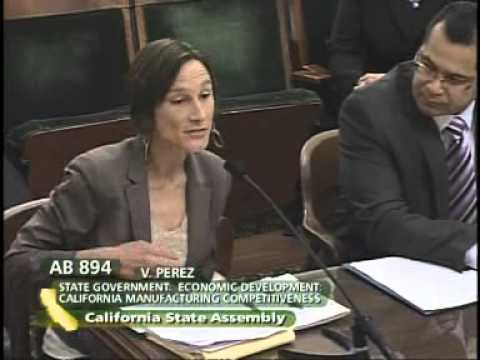 Assembly Jobs, Economic Development and the Economy Committee 4/12/2011
