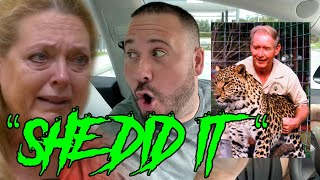 Ghost Hunting At Big Cat Rescue And This Happened!