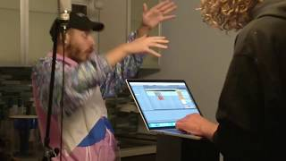 dont update ableton / San Holo in the studio