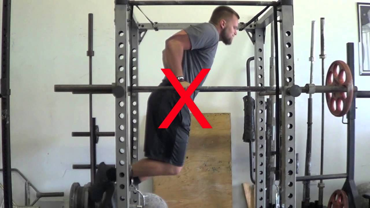 Strength Camp eCoach: Dips - YouTube