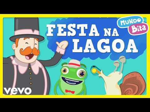Mundo Bita - Festa na Lagoa – Vídeo infantil