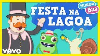 Mundo Bita - Festa na Lagoa – Vídeo infantil thumbnail
