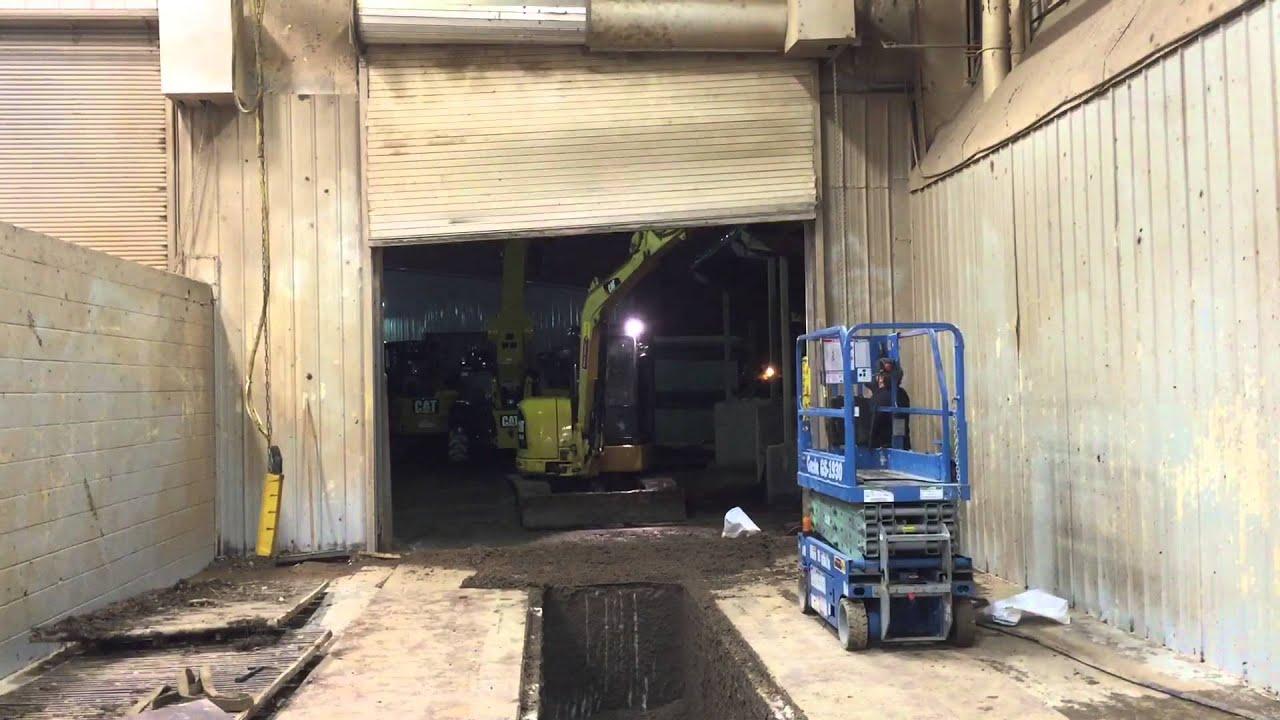 How Not To Fix A Garage Door Fail Youtube