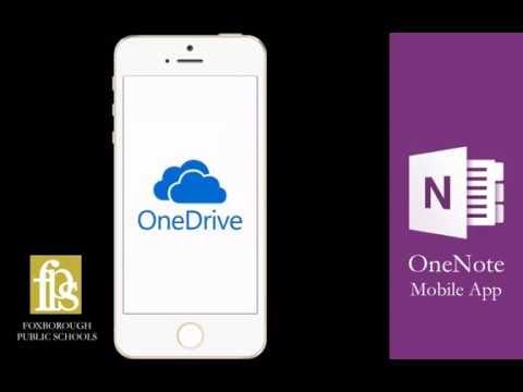 OneNote App Tutorial