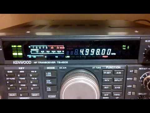 RWM RADIO TIME SIGNAL Russia