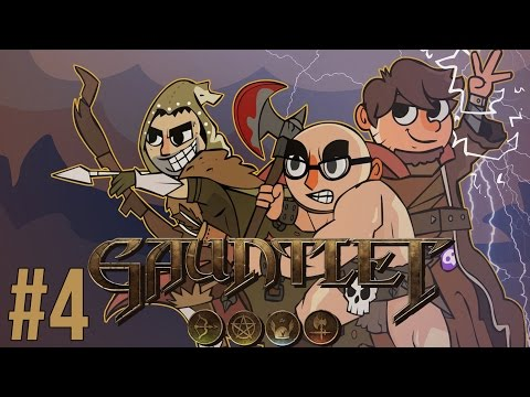 LETS PLAY GAUNTLET | EPISODE 4 | FEAT. NORTHERNLION AND DAN