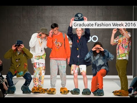 Arts University Bournemouth – Graduate Fashion Week 2016
