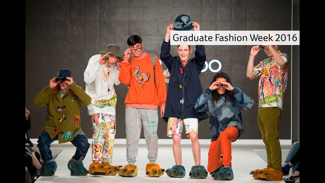 Arts University Bournemouth – Graduate Fashion Week 2016