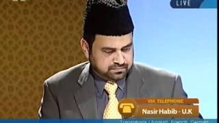 A historycal view on Braheen-e-Ahmadiyya persented by khalid Qadiani.flv