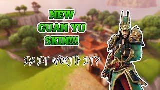 Fortnite | NEW GUAN YU SKIN!!! | SEASON 7 COUNTDOWN!