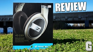 PURE MAGIC! : Sennheiser HD 599 Headphone REVIEW