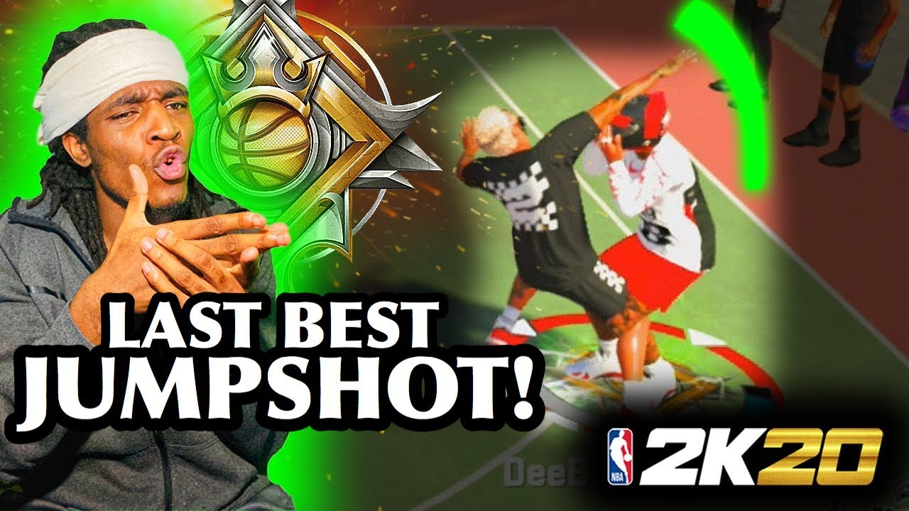 *LAST* BEST JUMPSHOT in NBA 2K20 for ALL BUILDS! 100% GREENS! SO MANY GREENS!