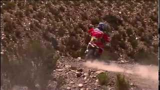 TEAM HRC - Dakar Rally 2013 Footage