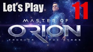 Master of Orion 2016 - Part 11 - The Battle of the Bear