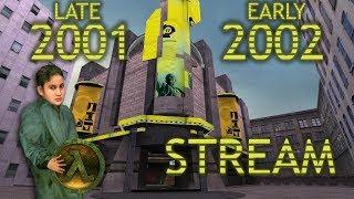 (EN) Half-Life 2 Beta: 2001-2002 Storyline Stream