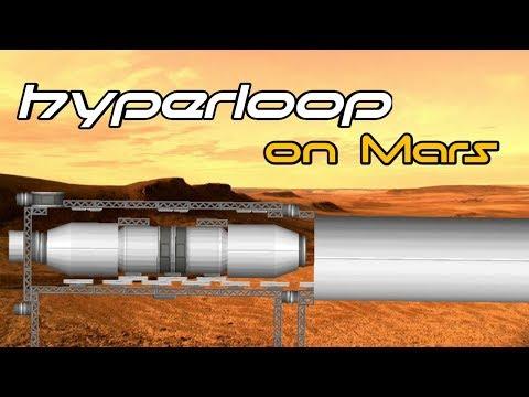 Building a Hyperloop on Mars   Spaceflight Simulator