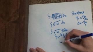 Math Movie Project 2: U-subs